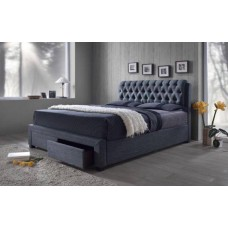 LAURA WD-8568 FABRIC BED
