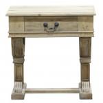 CURTIS NATURAL BEDSIDE TABLE - 34064