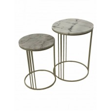 Anna side table set of two