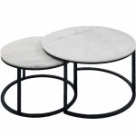 Eddie coffee table set of two