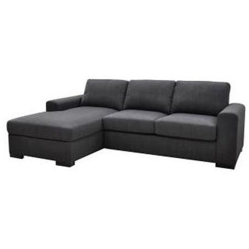 Antwerp 3 Seater Chaise Modern Day Living Direct