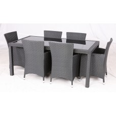 Cooma 7-Piece Outdoor Dining Setting