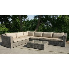 Dubai 5-Piece Outdoor Lounge Setting