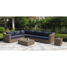 Dubai 6-Piece Outdoor Lounge Setting