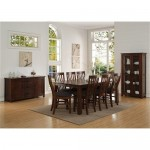Farmhouse 9PC Dining Set