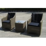Liverpool 3-Piece Outdoor Patio Setting