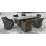 Liverpool 7-Piece Outdoor Dining Setting