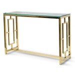 KATER CONSOLE TABLE